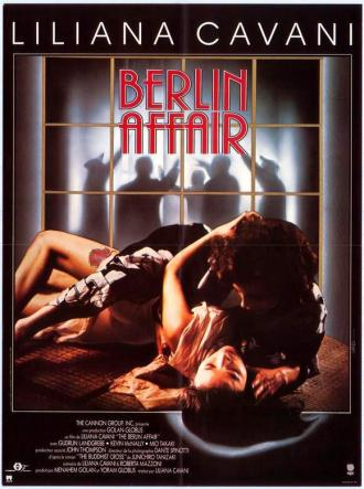 The Berlin Affair (1985) -POSTER
