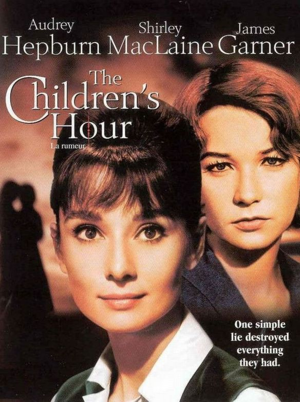 The Children's Hour (Infâmia 1961) - POSTER 1