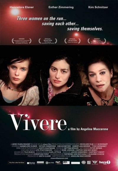 VIVERE (2007) - POSTER
