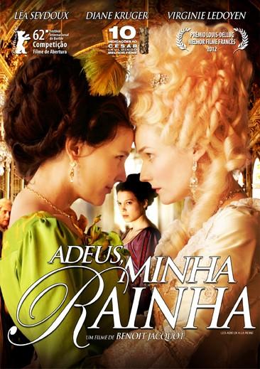 ADEUS ,MINHA RAINHA -CAPA 1
