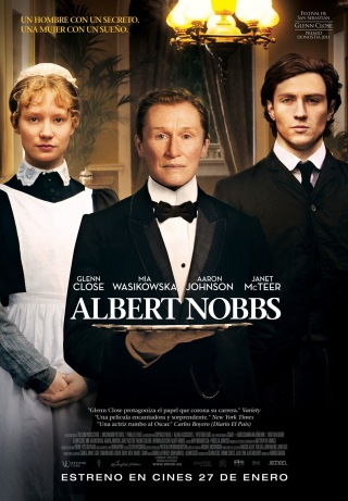 Albert Nobbs (2012) -POSTER 1