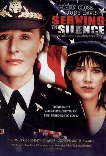 SERVINDO EM SILÊNCIO ( Serving in Silence) -POSTER 1