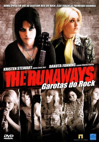 The Runaways (As Garotas do Rock 2010) -POSTER 1