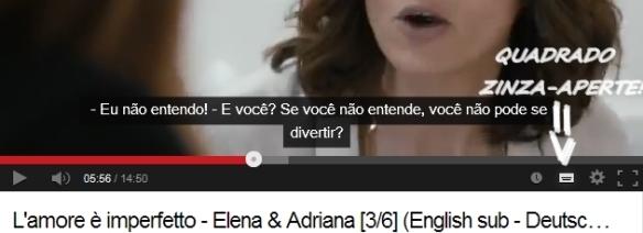 L'amore è imperfetto - Elena & Adriana (CAPA 5)