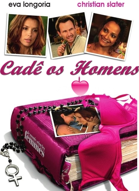 Cadê os Homens (Without Men 2011)-POSTER 1