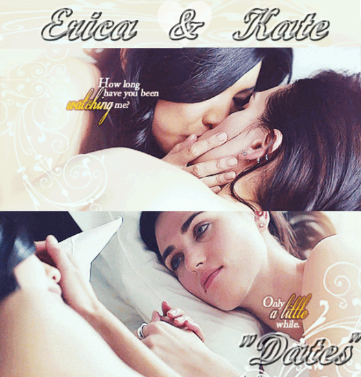ERICA &  KATE (DATES)- POSTER 1