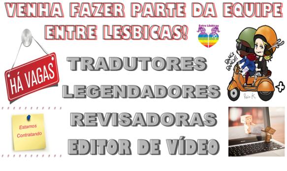 1-ENTRE LESBICA -FAÇA PARTE DA EQUIPREE