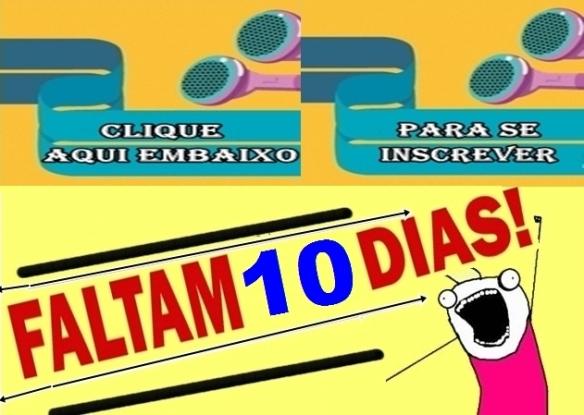 FALTA 15 DIAS PARA ENCERAR !!!