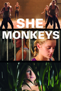 Apflickorna (She Monkeys)- POSTER  6