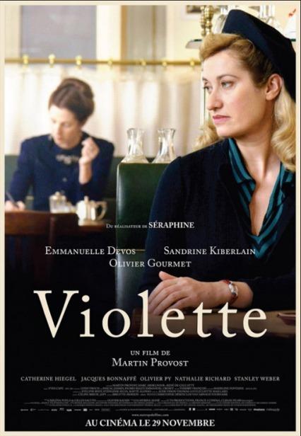 Violette -POSTER