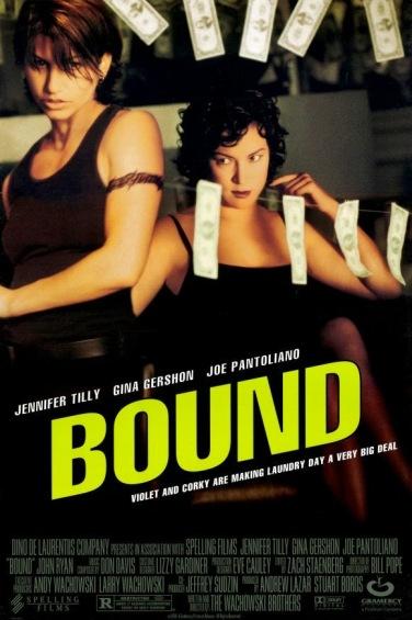 Ligadas pelo Desejo (Bound)  - POSTER 2