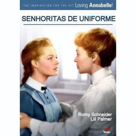 Senhoritas Em Uniforme (1958) -POSTER 2