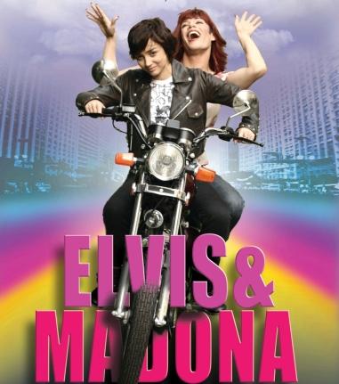 ELVIS & MADONA -POSTER 1